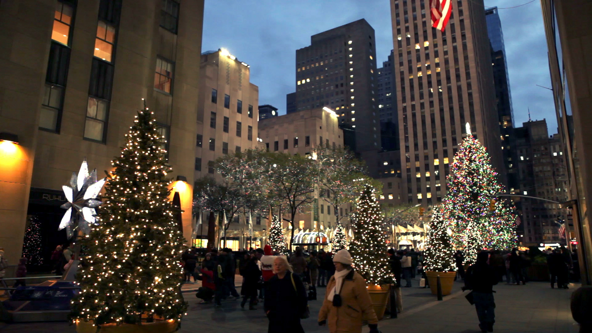 Christmas in NYC - Randy Fifield
